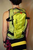 batoh ORTOVOX Freeride 26l, green
