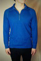 funkční prádlo DEVOLD  Man zip neck atlantic